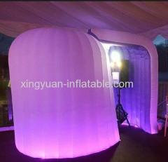 Inflatable Wedding Igloor Photo Booth with LED Light