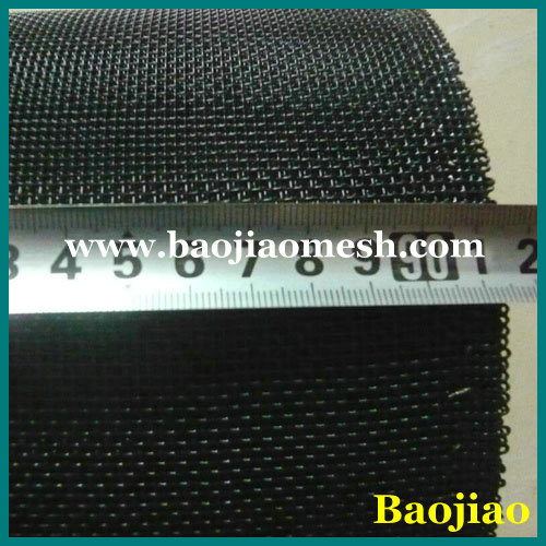 Heavy Duty Woven Aluminum Alloy Window Screen