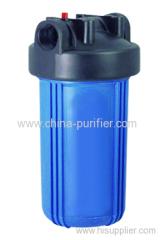 10 inch jumbo blue filter housing