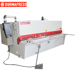 CNC Hydraulic swing beam sheet metal shearing machine