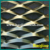 Aluminium Plate Expanded Metal Decorative Mesh
