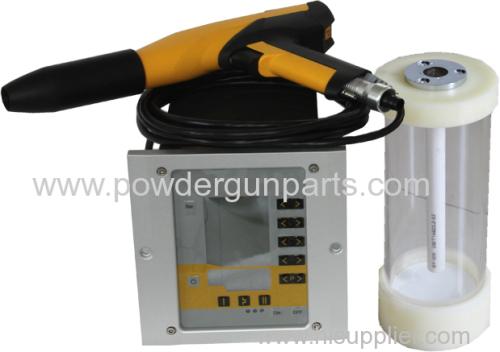 lab powder coating equipment