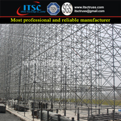 Ringlock Scaffolding Instalation by Guangzhou Supplier