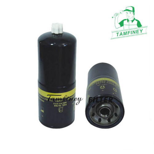 Diesel fuel filter water separator for Komatsu excavator 600-311-3110 6003113111 57622755 600-311-3111 600-311-7550 3089