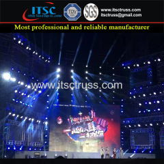 China Concerts Scaffolding System Factory