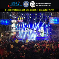 Concert Scaffolding Supplier with TUV Certified