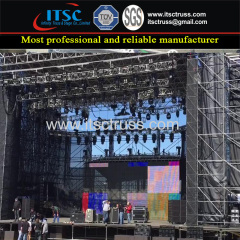 Concerts Ringlock Scaffolding with Factory Price only