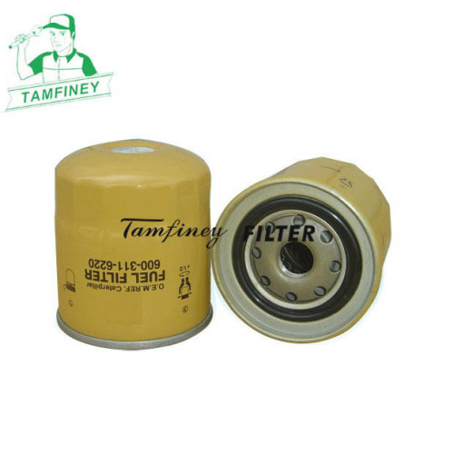 AUTO PARTS FOR FUEL FILTER 600-311-6221 4254047 4183854 600-311-6220 4616542 23303-51010 600-311-9520 Yb02p00001-2 23303