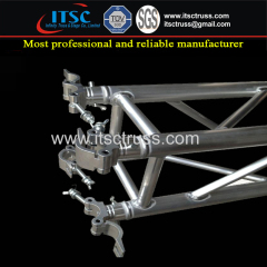 Aluminum Clamp Application for Lighting Trussing System