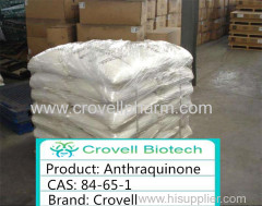 99% Anthraquinone CASNo84-65-1 C14H8O2 hot sale good package products
