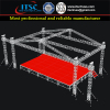 18x12x9m 6 Pillars Aluminum Truss Stage Roofing with White PVC Cover
