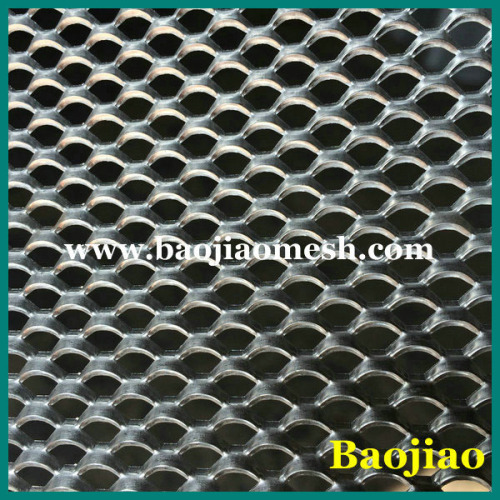 Expanded Metal Mesh for Safety Mesh