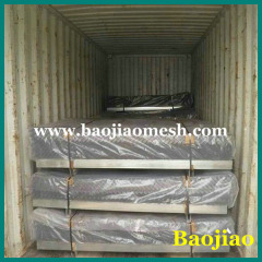 50 sheets pallet Customized Aluminum Expanded Metal Mesh