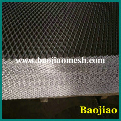 Fireproof Expanded Metal Sheet Mesh Ceiling
