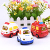 Children Music Luminous Cartoon Electric Car Toy