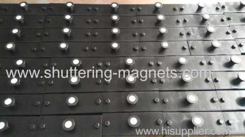 SAIXIN 1800KGS Precast Concrete Magnet