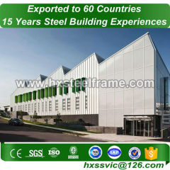 Main frame steel structure and lightweight steel frame provide to Reunion