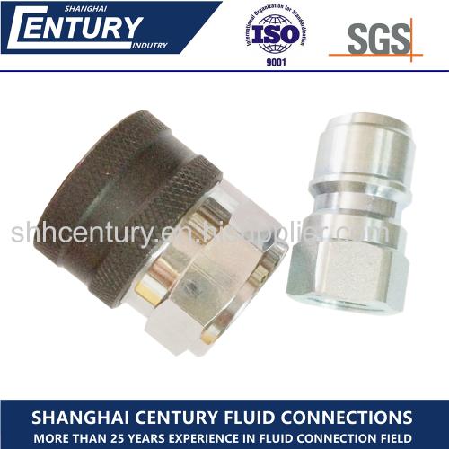 Straight-Through Hydraulic Quick Coupling TEMA 3800 KEW Interchangable