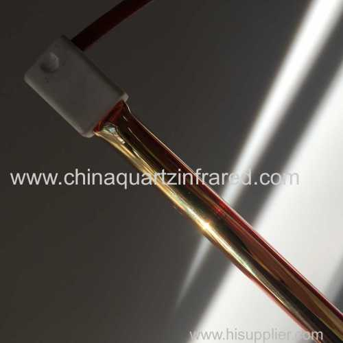 medium wave Infrared Heat Lamp for Powder Coating Oven