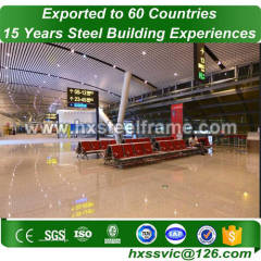 offshore structural steel formed advantage steel building of lowest Price