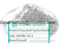 Cinacalcet hcl Cinacalcet hydrochloride CAS 364782-34-3
