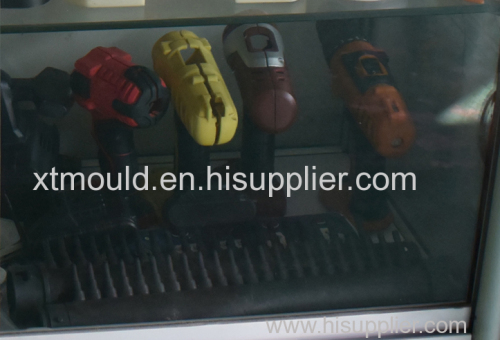 Electric Tool Handle Mould