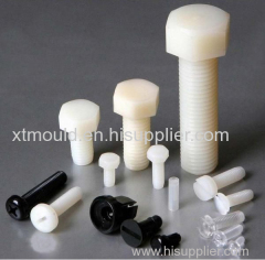Multiple Plastic Screw Mould