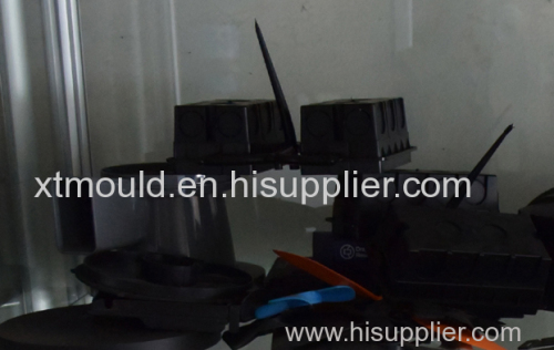 Wires Junction Box Injection Mould