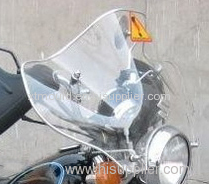 Motorcycle Wind Shield Injection Mould
