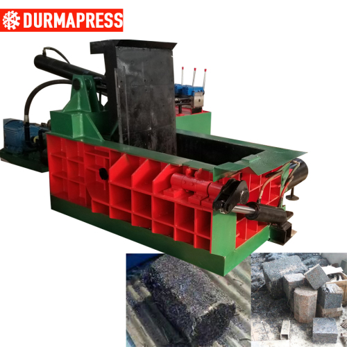 hydraulic scrap metal press baler for sale