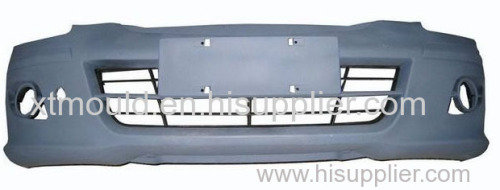 The Front Bumper Injection Mould