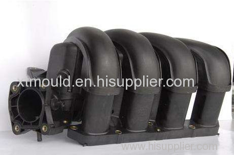 The Intake Manifold Injection Mould