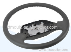 The Steering Wheel Injection Mould