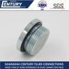 Carbon Steel Material VSTI Hydraulic Oil Plug BSP Thread ED Sealing