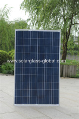 300w anti-reflective solar panel PV solar panel for solar system