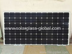 300w anti-reflective tempered mono solar panel 4BB 5BB A GRADE high effective solar pv modul