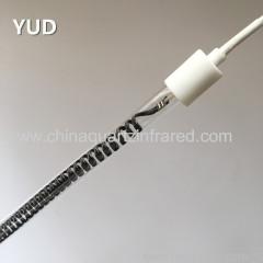 medium wave infrared metal heating tube emitter