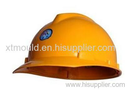 Plastic Helmet Injection Mould