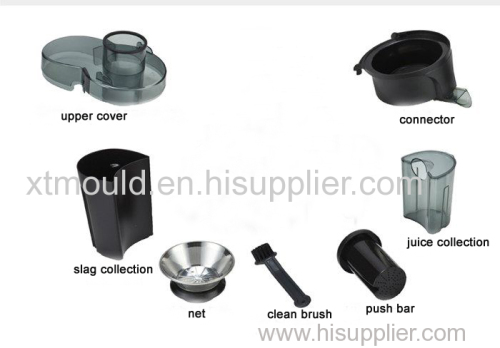 Juicer Accessories Injection Mould