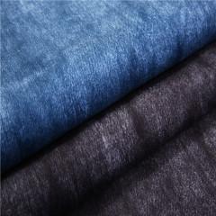 джинсы стиль 370 gsms печатная велбоа диван ткань