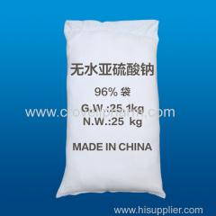Sodium sulfite 7757-83-7 Sodium sulfite 7757-83-7