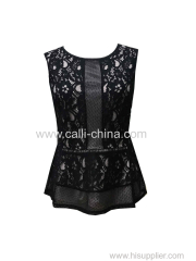 Women's Round-neck Fashion Top