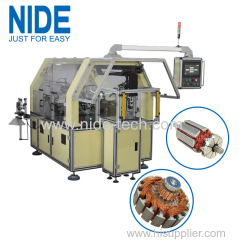 Automatic Rotor Wire Winding Machine