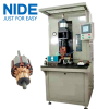 Automatic Armature Commutator Hook Welder spot Welding Machine