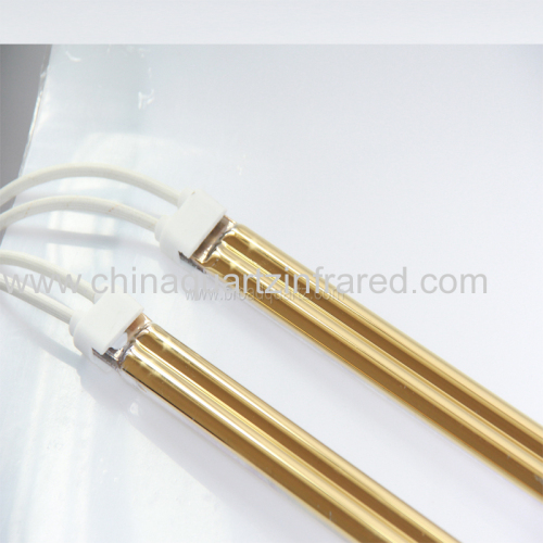 Twin Tube Infrared Emitter for Industrial Heating for hot air drying system