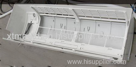 Shell of Indoor Air Conditioner Injection Mould