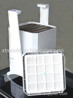Air Purifier Injection Mould
