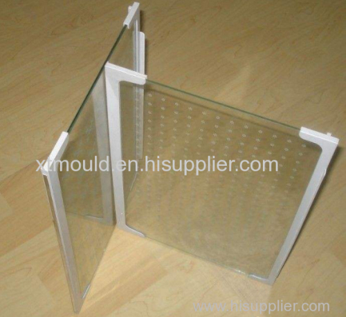 The Refrigerator Glass Shelf Injection Mould