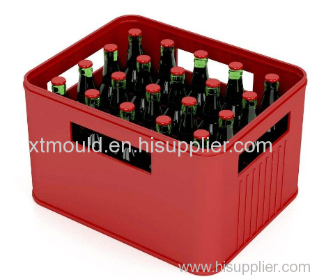 Plastic Beer Box Injection Mould