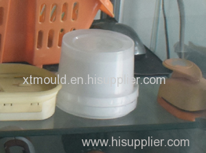The Plastic Box Injection Mould